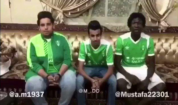 RT @aljamal98: في حضرة #الملكي (صن)لا ينسمع لك #صوت🏳💚 #السعوديين_يرحبون_بنادي_اوراوا #كاس_العالم_حيوحشنا_١١  https://t.co/wNPGd4Q7sp