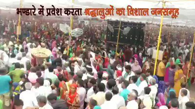 RT @JodhpurL: आखिर इतना जन समूह उमड़ उमड़ कर क्यो आ रहा है, ऐसे महान सन्त कोंन है  #GSTOverhaul https://t.co/PXbi2laBas