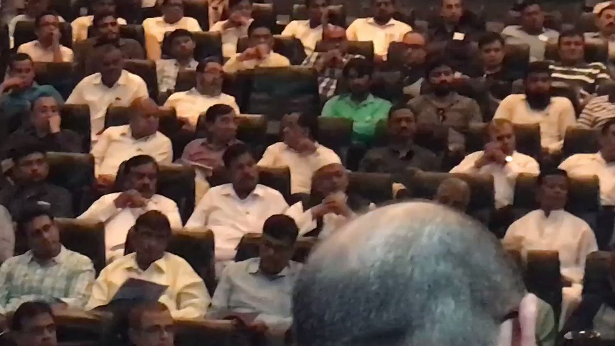@sampitroda addressing prior to consulta...