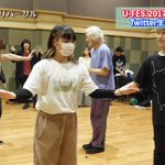 U-FES.リハーサルの模様を公開!今回のスペシャルコラボユニットの楽曲「First Step! 」…