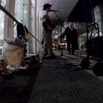 #告知なしの路上LIVEカバーも何曲歌いました。すでに、次回が楽しみ…!!!#湘南乃風 #純恋歌 p…
