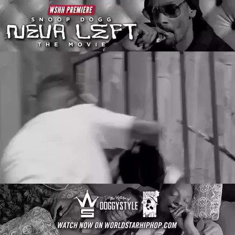 #NevaLeft movie out now 👊🏿 https://t.co/w0K8OczYr9