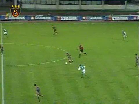 Gheorghe Hagi vs Rapid Wien, 1999.
