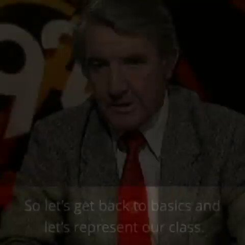 Dennis Skinner: There are plenty of underprivileged people out there. Theres 160,000 people that are homeless. Its time we were building houses again. We don't need PR - We need class politics. 👍 Back Dennis Skinner in Bolsover. #VoteLabourOnThursday