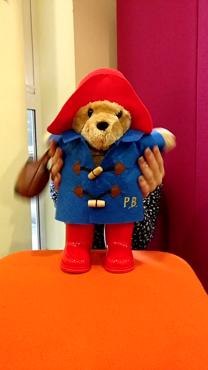 Success! After finding out from @DandWLibDems that #Paddington 2 had no audio description on most screenings, our elves got to work. In just over a day, we confirmed audio description for this year's biggest film release, starting from next week! Thanks for the support @CINEMA_UK