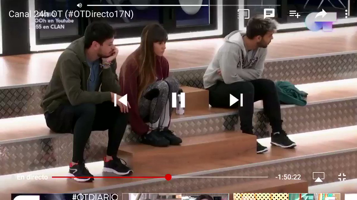 RT @gatalola17: Aitana y Cepeda que ternura ❤️❤️ #OTDirecto17N https://t.co/cGtL4z08N6