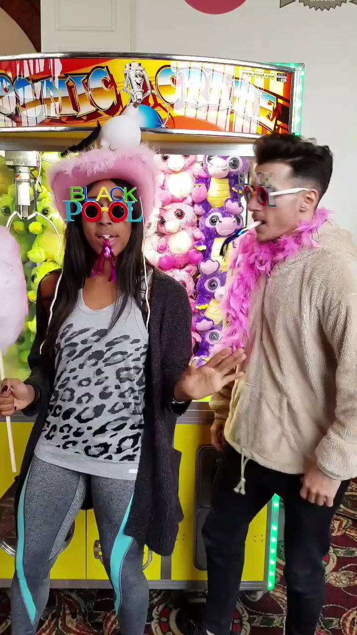 We asked @alexandramusic & @gorkamarquez1 to get the #Strictly Blackpool party started... 😂 https://t.co/3LHD5ss1Ge