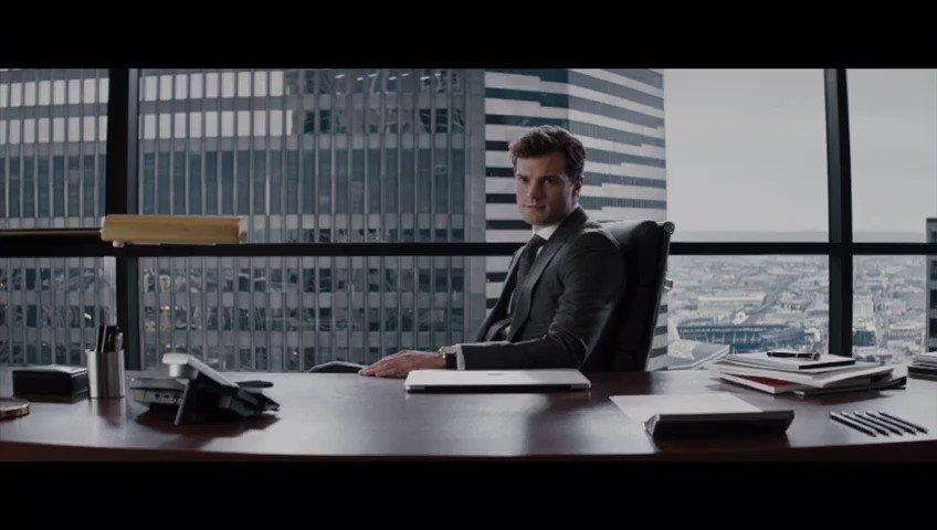 """RT @danimartinezweb: Escena EXCLUSIVA y jamás vista de """"50 sombras de Grey"""". SUPER HOT https://t.co/JM5LB98OX7"""