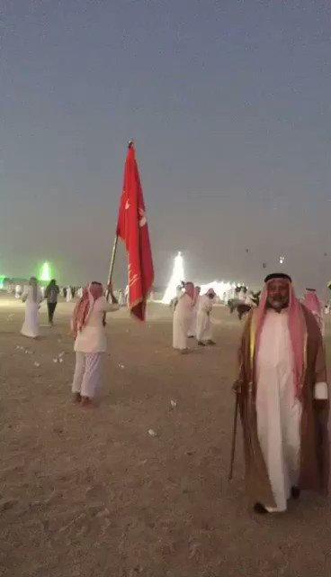 إقبال قبائل الوهابة عبيدة قحطان وعلى راس...