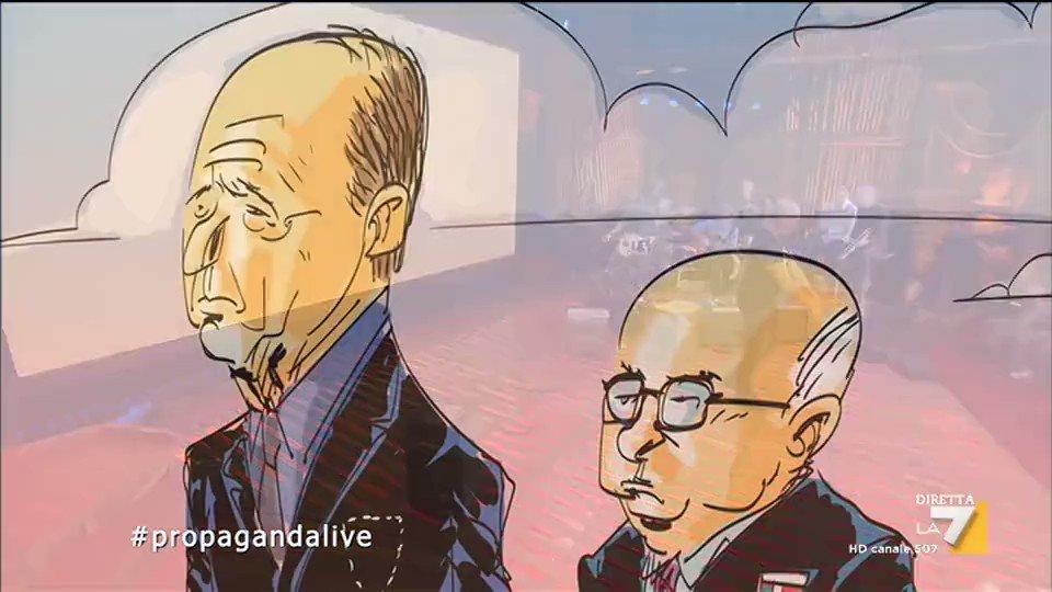 RT @welikeduel: Quindi alla fine ti sei dimesso?  @makkox  #propagandalive https://t.co/0MYsOV4S3M