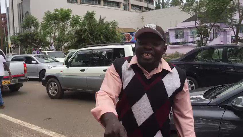 #Zimbabwe This man says, 'Tell Zuma that...