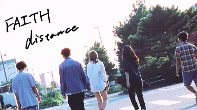 "【聴いてね!】今日は1st Mini Album           「2×3 BORDER」から""Distance""3"