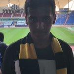 RT @ReNgo_Sport: لقاء مع مشجع اتحادي حضر لمباراة #...
