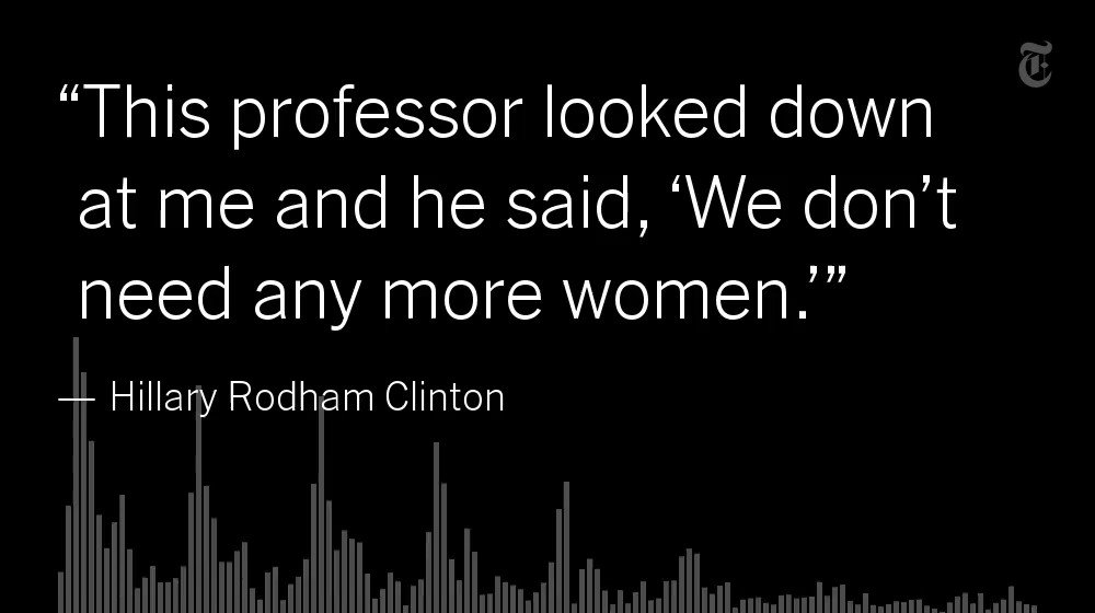 The double bind of female ambition, discussed by Hillary Clinton on 'Dear Sugars' https://t.co/MLbtqLPb0e https://t.co/jv4548HdcV