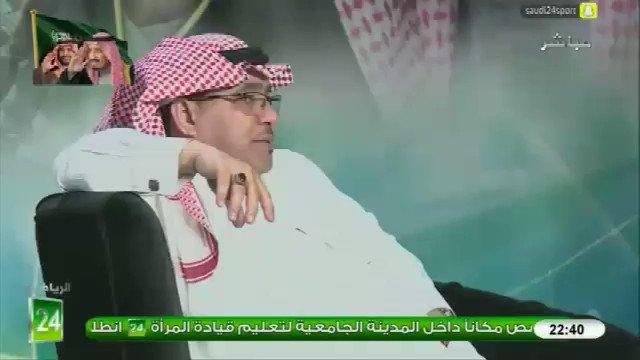 سعود الصرامي : #الاهلي كاد ان يخسر لولا...