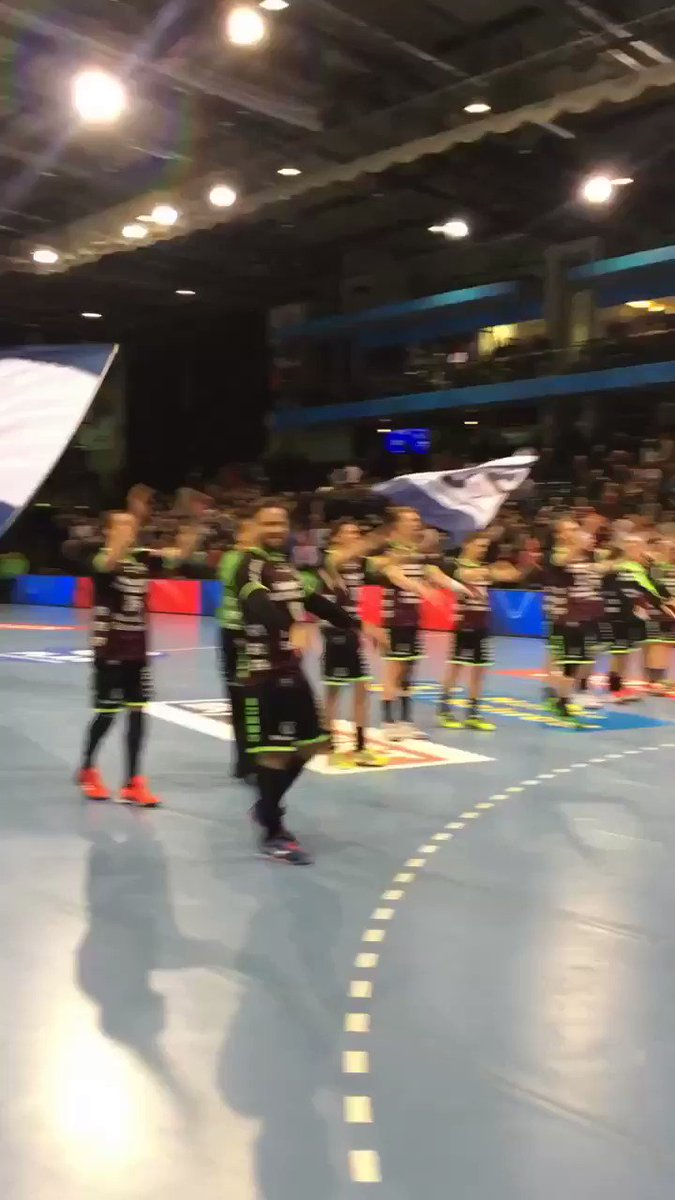 RT @SGFleHa_fan: ✌🏼 points for @SGFleHa yesterday vs. Brest!! Next Game this week on Thursday vs. @SCMagdeburg!! https://t.co/8XAzhGIpuN