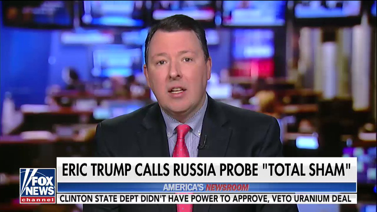 .@marcthiessen: 'Clearly the Russians were playing both sides in Washington.' https://t.co/w3G8mQaOCB