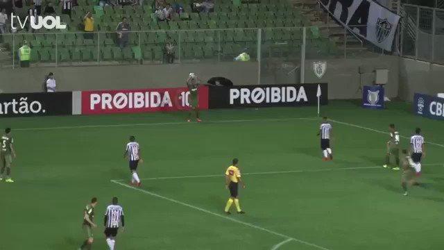 RT @LatinTribun: Atletico MG oyuncusu Romulo'nun dün gece Coritiba'ya attığı inanılmaz gol! https://t.co/lq4HyxtFEl