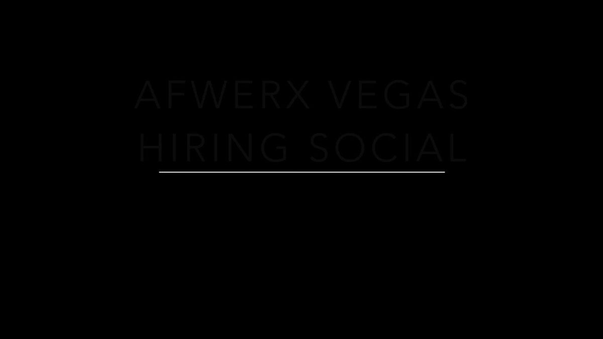 AFwerX making strides getting ready for the next DEFENSEWERX facility to open!  #collaboration #hiring @AFwerX @NellisAFB
