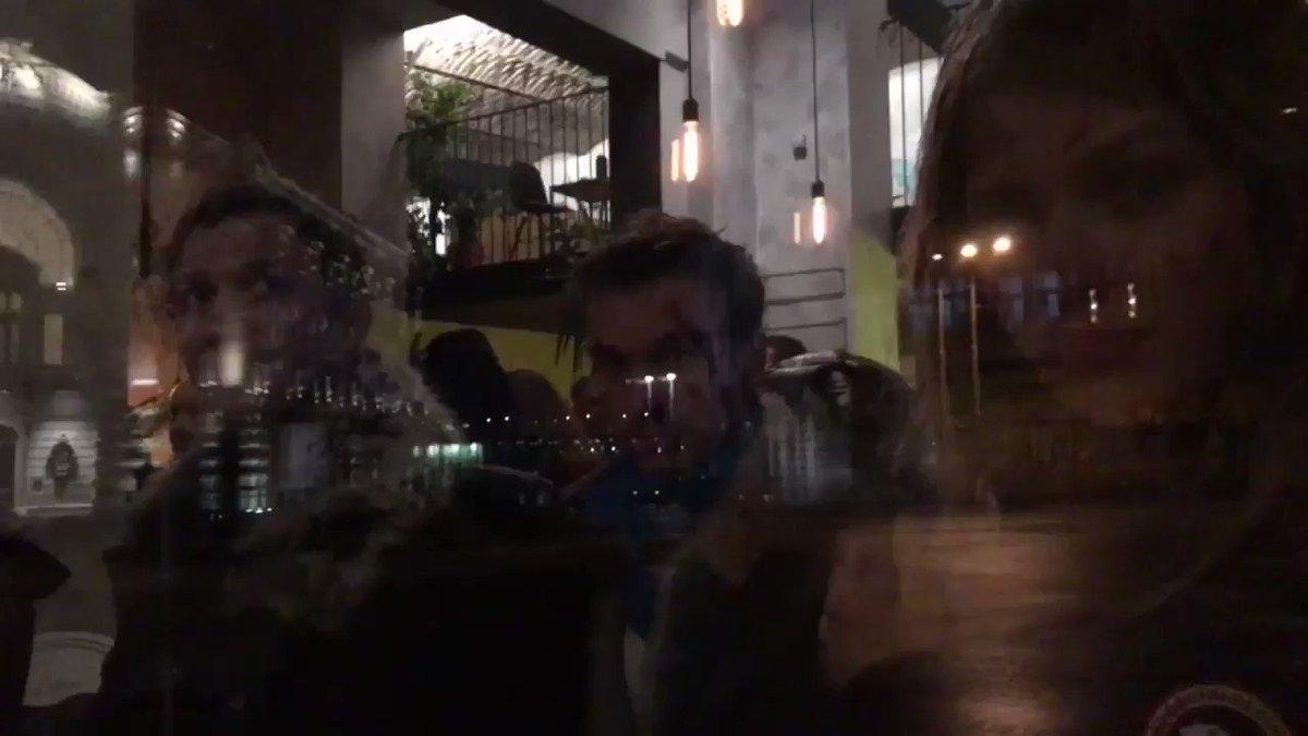 A night with ANNA.... 🙄. #film#cinema#russia #polar#serbia#sashaluss #cillianmurphy #lukeevans#helenmirren #danedehaan#caradelevingne #movies #stunt #cars
