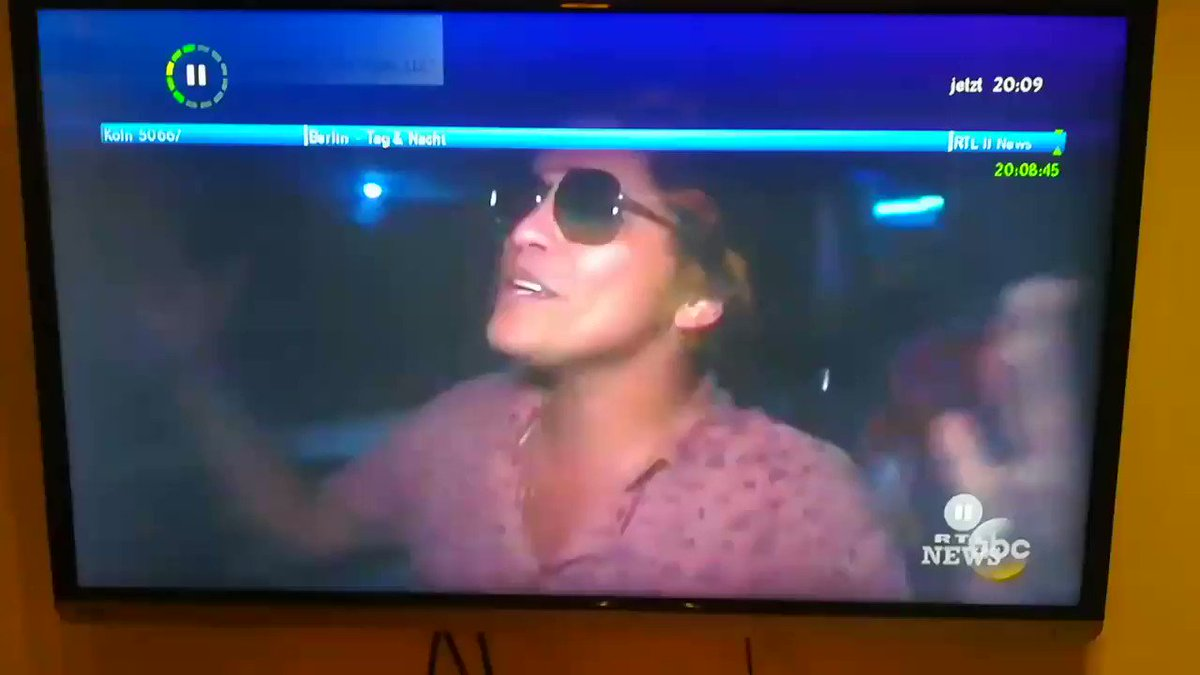 @BTS_twt on german television #BTS #prou...