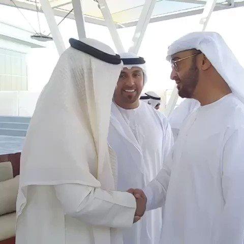 RT @Fahd_Alshelaimi: ونقول للامارات وقيادتها وشعبها نحن نفخر بكم وبإنجازاتكم سيروا على بركة الله #الكويت_على_راسي https://t.co/WHIoO3gvQL