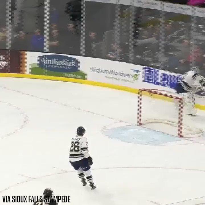 This goalie's goal: 10/10 This goalie's goal celebration(s): 12/10 https://t.co/Bnm61wjFQp