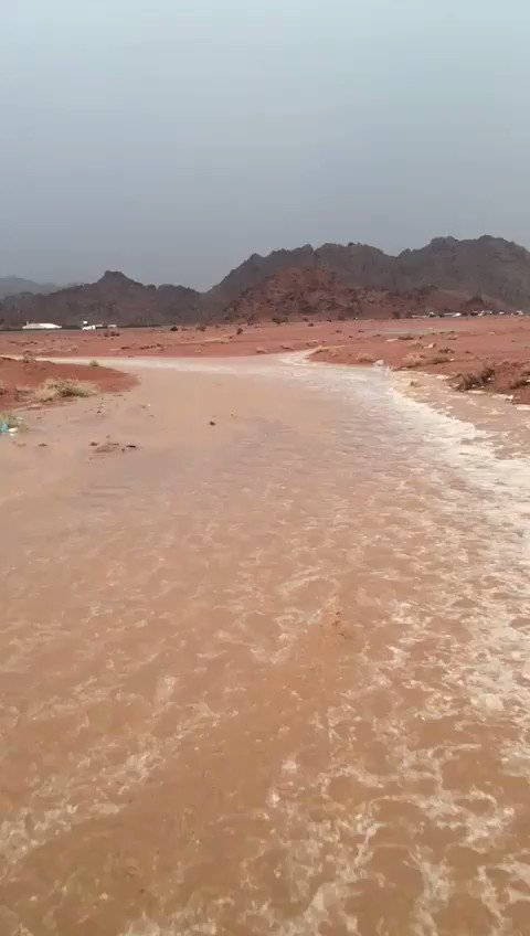شعيب السلف ومدر سيل جنوب غرب حايل 15 كم...