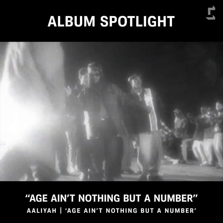 Aaliyah - 'Age Ain't Nothing But A Numbe...