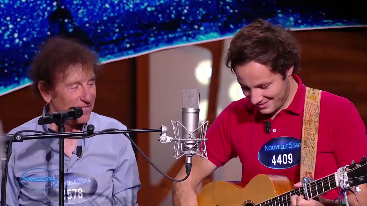 STAR PASS pour le duo surprise : Alain S...