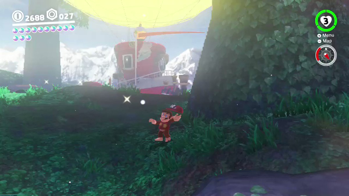 RT @SlainRedTruth: where did you go cappy?  #SuperMarioOdyssey #NintendoSwitch https://t.co/mt7KGuKbjt