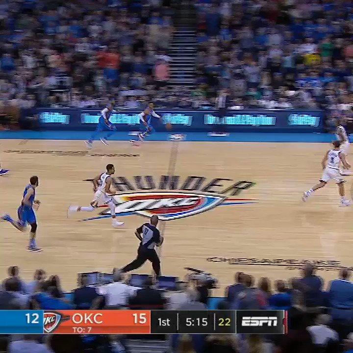 1st quarter recap in OKC.   (wait for it) https://t.co/JOlIuK8tfM