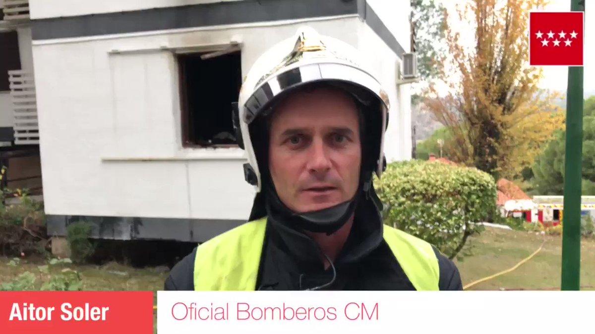 #BomberosCM explican su intervención en el incendio de San Martín de Valdeiglesias. https://t.co/hCiicUKZwu
