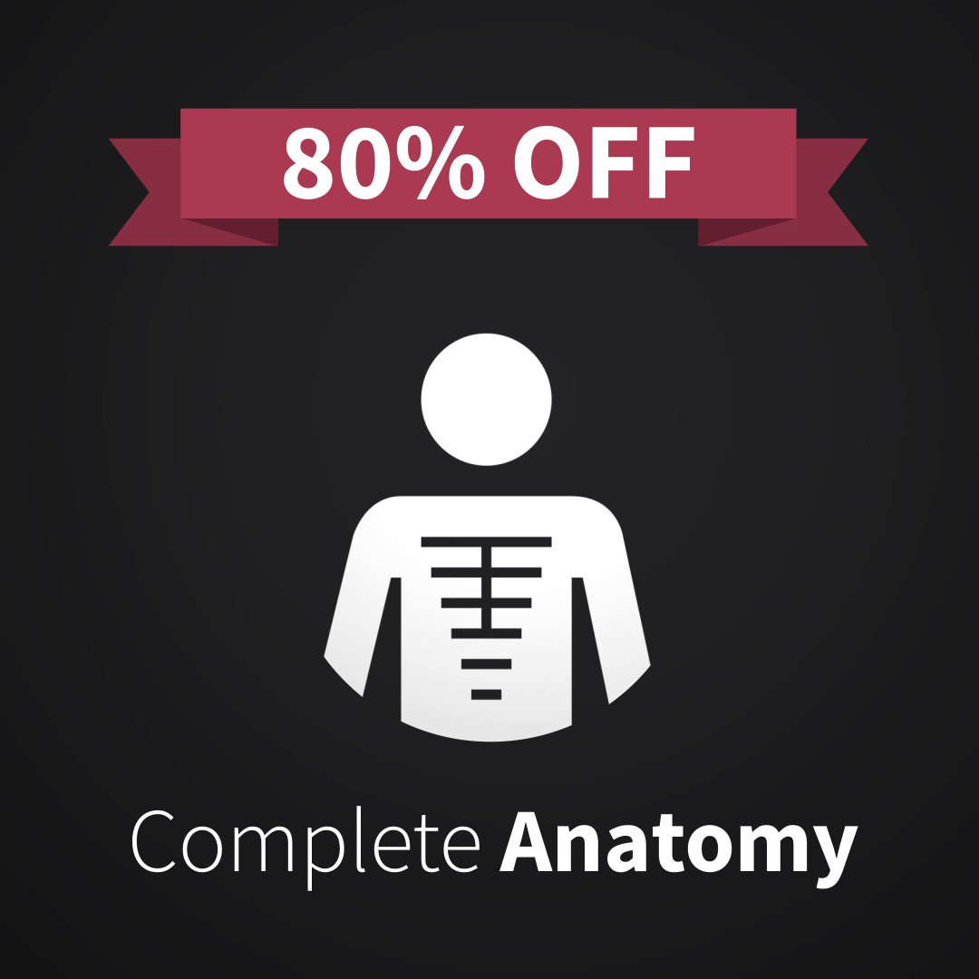 3d4medical On Twitter Upscale Your Learning Over The Holidays With