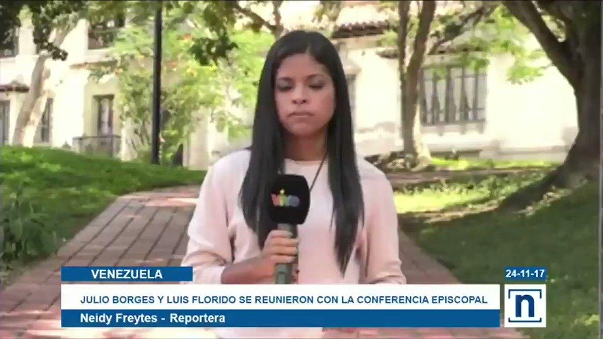 @JulioBorges: Expresaremos las exigencia...