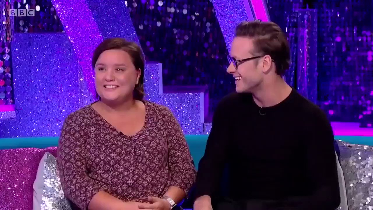 When @ZoeTheBall surprises you live on air with a message from a special someone... #ItTakesTwo https://t.co/xt97pPs2rm