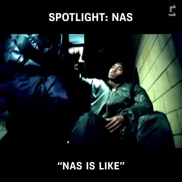 Nas gave us a catalog spanning 20 years...