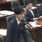 今日の法務委員会。山口敬之の件。柚木議員「TBS記者、山口さんの逮捕を止めた、当時刑事部長、中村格。…