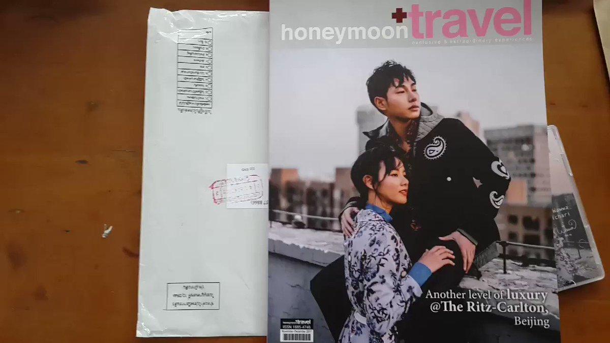 รีวิว Honeymoon Travel   จัดไปค่ะ 😊 // ร...