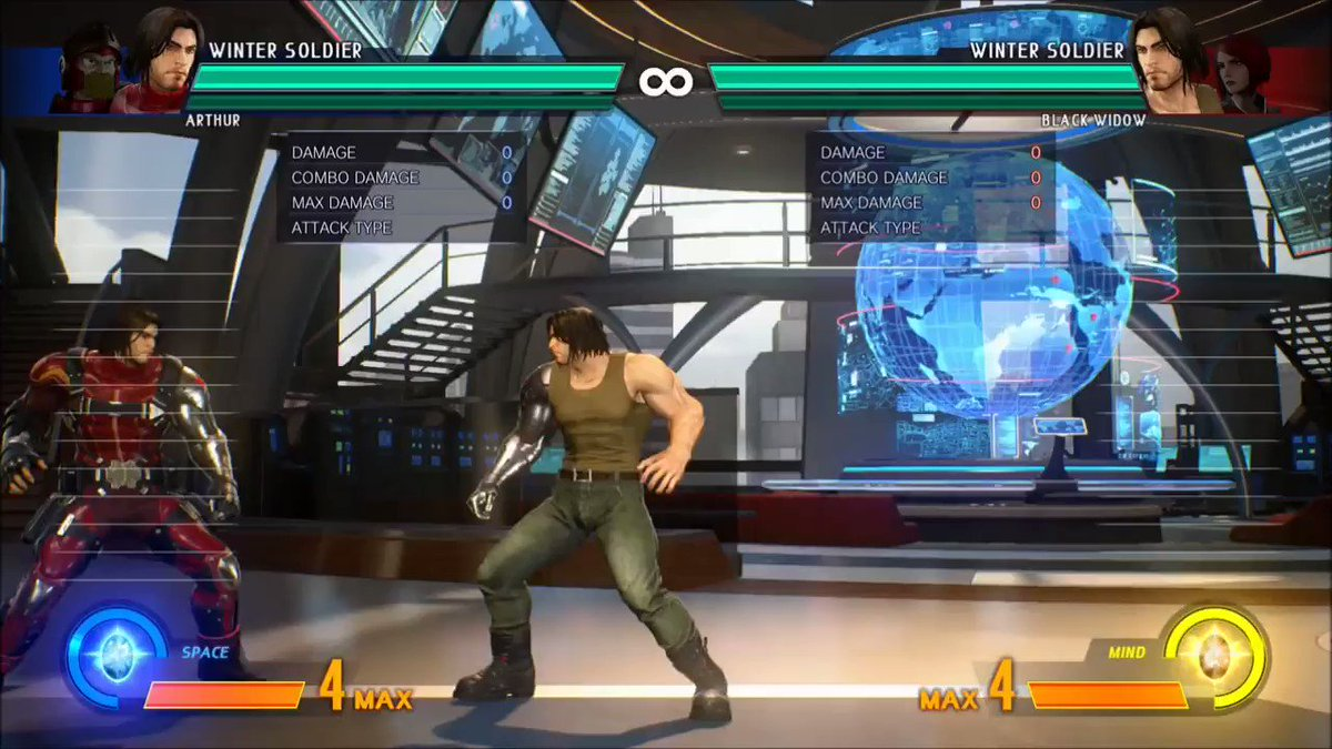 Yo Winter Soldier with punch loops? 🤔 #mvci YT mirror: