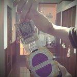 仮面ライダーのおもちゃ大人の遊び方 編久しぶりに 変身出来るか試してみた。 pic.twitter.…
