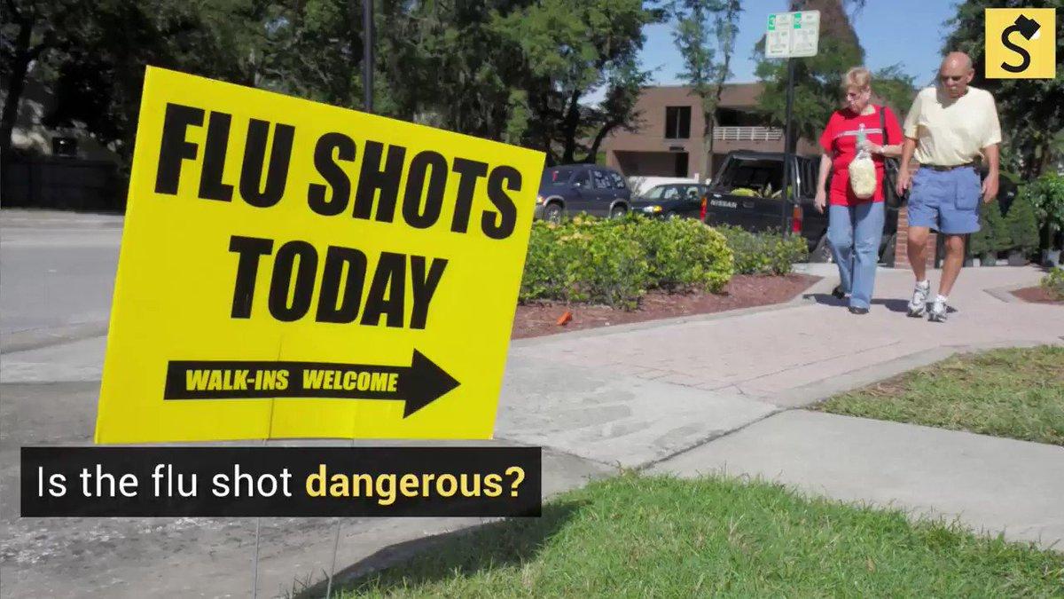 17d85e999 Fact Check  Is the Flu Shot Dangerous  Full Report  https
