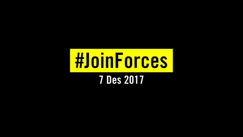 mari simak video ini. #JoinForces #AksiK...