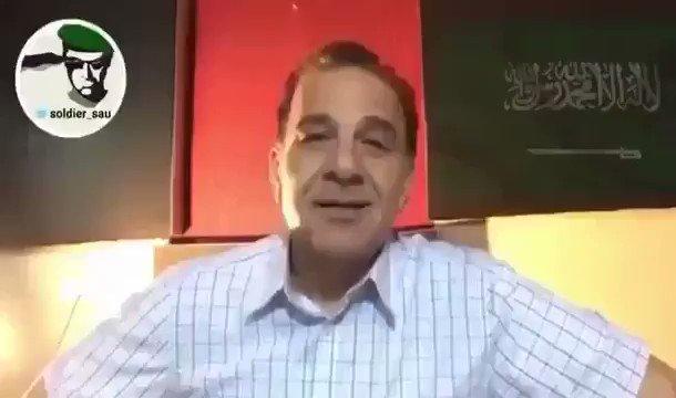RT @65_adal: #علا_الفارس_تسيي_للسعوديه  مافيه اي تعبير لكلام هذا  الرجل   لله درك 👌 https://t.co/772GCPDJtk