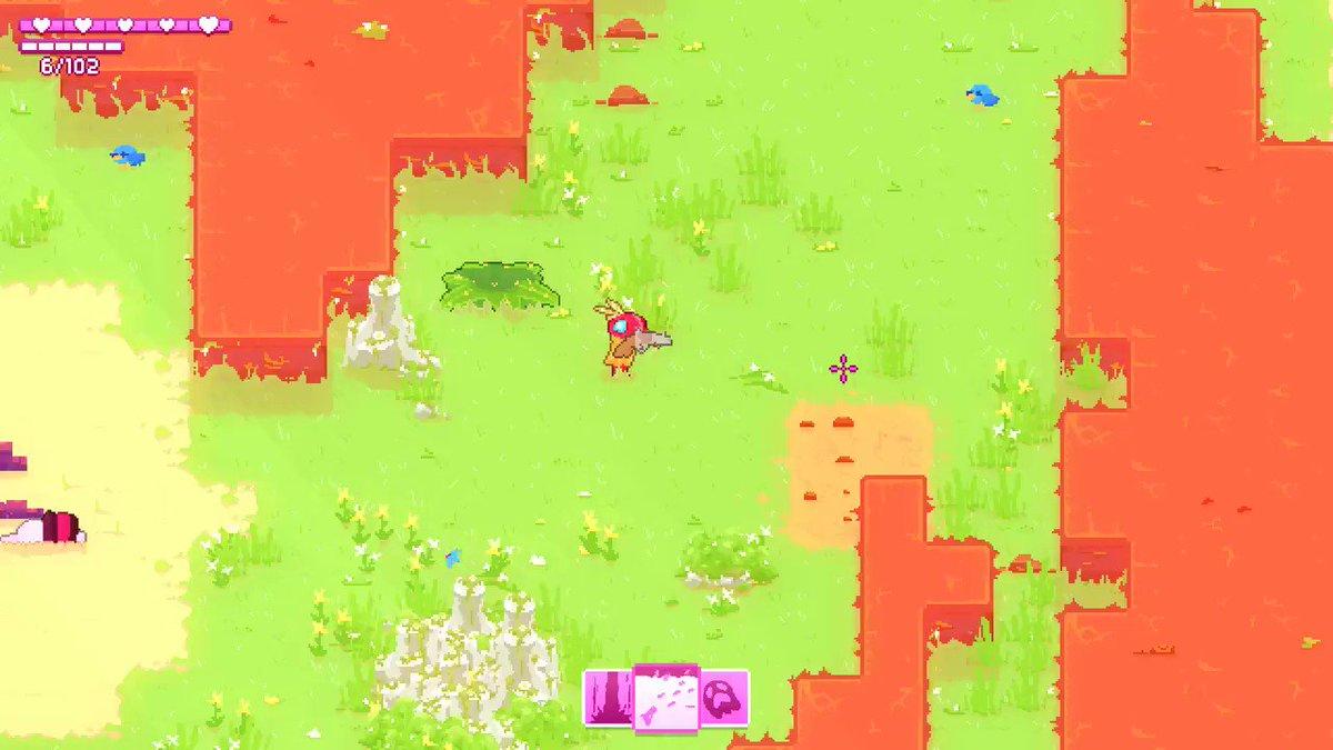 testing some new layered music (WIP) by @engan , already sooo gooood!!! #gamemaker #gamedev #voidigo