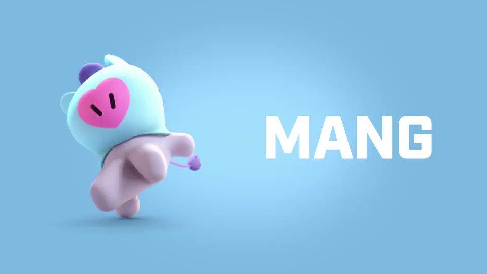 Do you want #MANG 😎🎶 ??#MeetBT21 #DEC16...