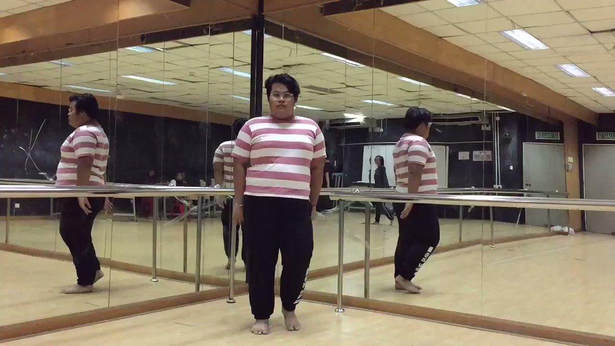 Hey sis @_nabilarazali what do you think of this 'Pematah Hati' choreography? ��✨ #baelondance https://t.co/GYwEgtXhEJ