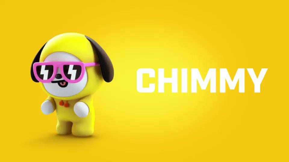 Do you want CHIMMY?  #MeetBT21 #DEC16 ht...