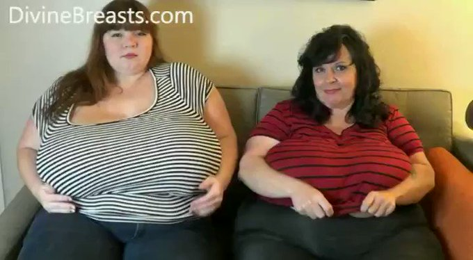 Lexxxi and Suzie #bigbreasts #bbws see more at https://t.co/YgrKENrjmd https://t.co/u0oP3SIG7H