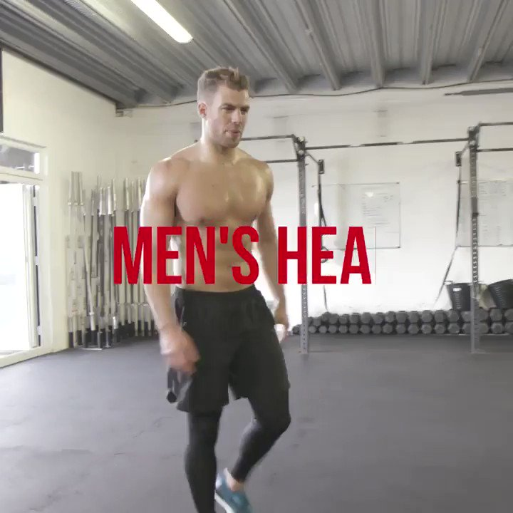 RT @MensHealthUK: WATCH: Our 15-minute HIIT workout with @Bradley_Simmo! https://t.co/ZBXqMSH8Ui